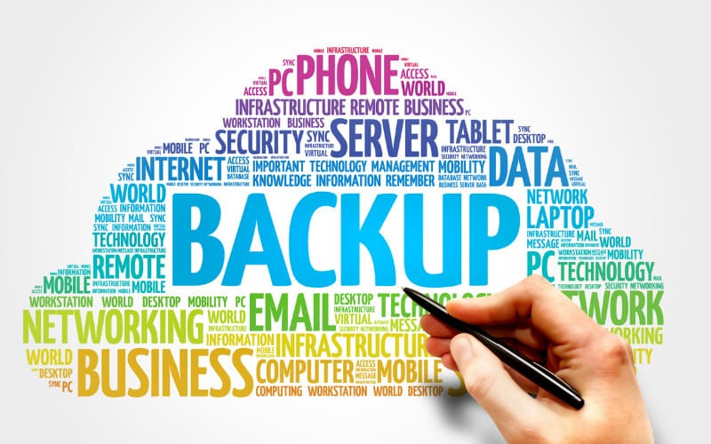Backups On Our Devices. Why Should We Do Them